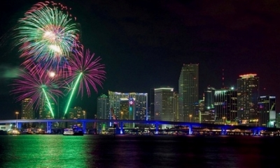 Miami ranks among Top 10 best places for New Year's Eve celebrations